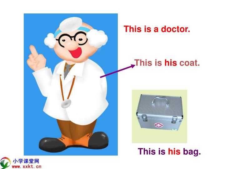 This is a doctor.