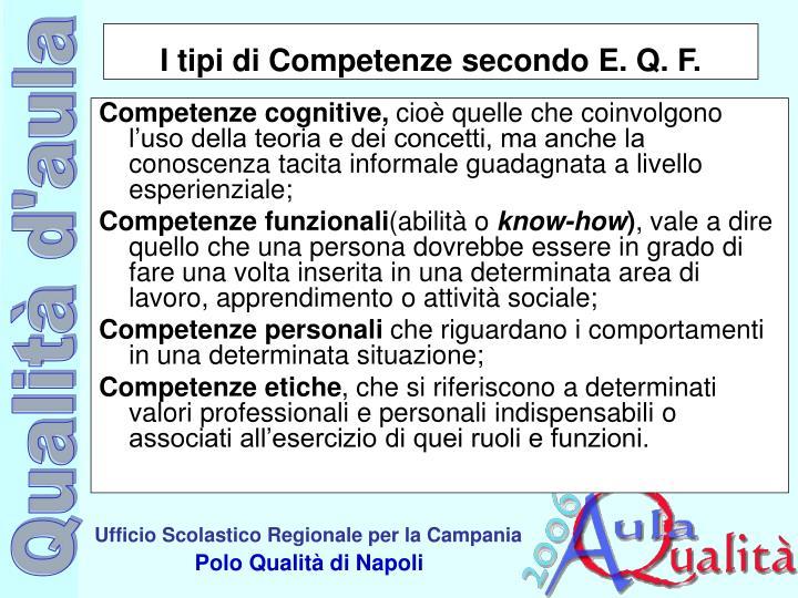 Competenze cognitive,
