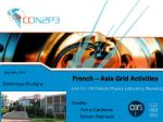 french asia grid activities