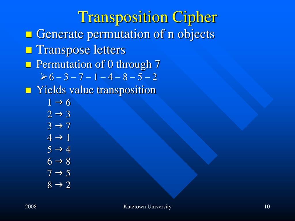 PPT - Vernam Cipher Project Preliminaries PowerPoint Presentation
