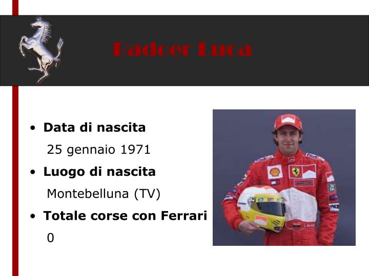 Badoer Luca