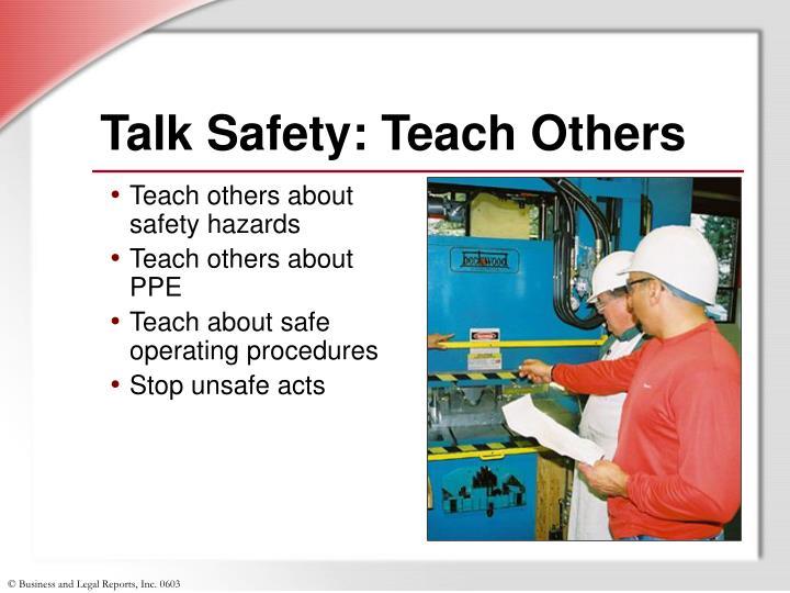 Ppt Safety Attitude Powerpoint Presentation Id 5820142