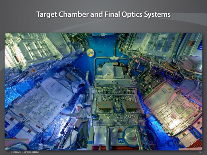 Target Chamber and Final Optics Systems