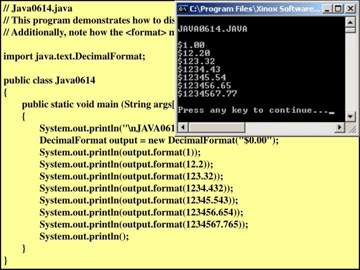 // Java0614.java