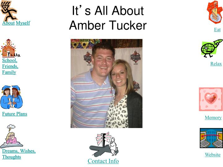 it s all about amber tucker n.