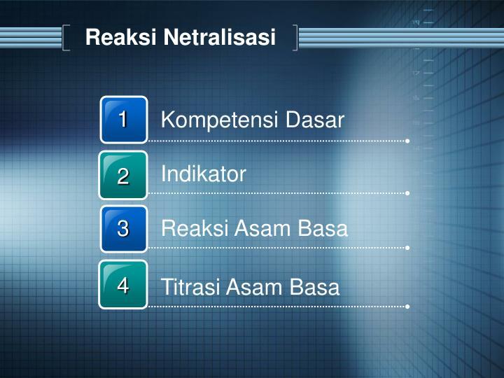 Reaksi netralisasi1