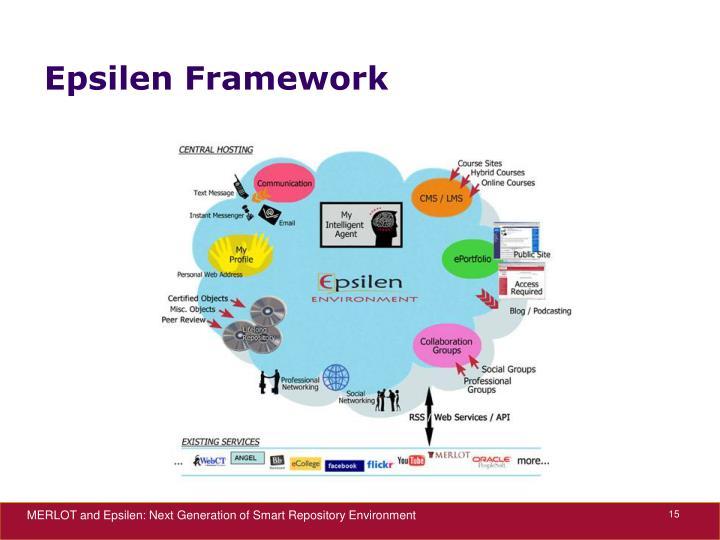 Epsilen Framework