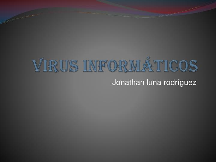 virus inform ticos n.