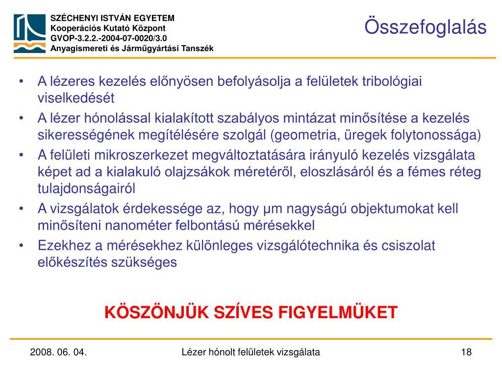 központ minősítések kezelése)