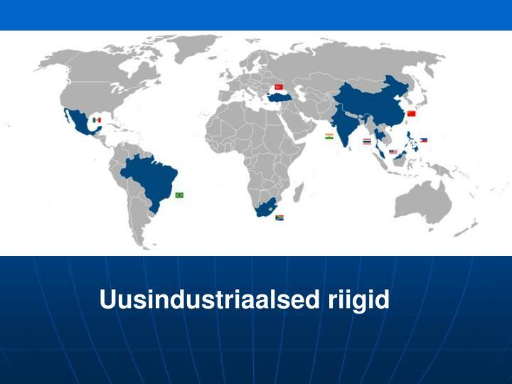 Uusindustriaalsed riigid