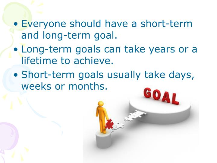 short term goal for restaurant As a small-business owner, you will use goal-setting in the beginning to write a start-up business plan you will write long-term goals for your company's strategic plan these goals will help your staff know the direction for your company in three years, five years or 10 years.