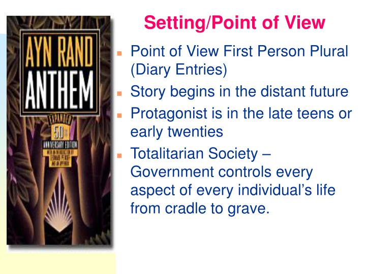Setting/Point of View