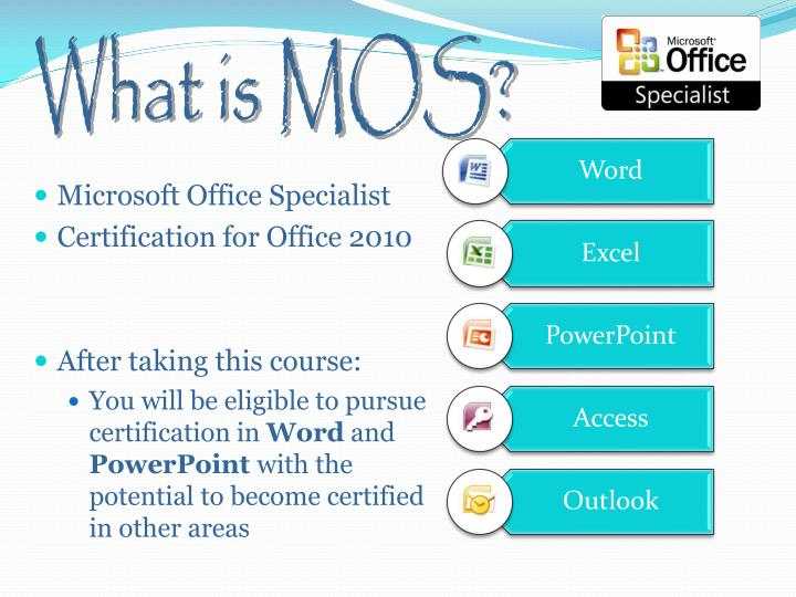 What is MOS?