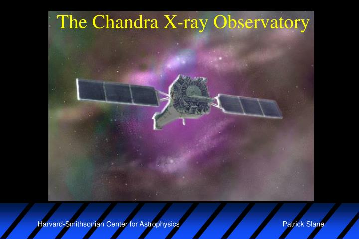 the chandra x ray observatory n.