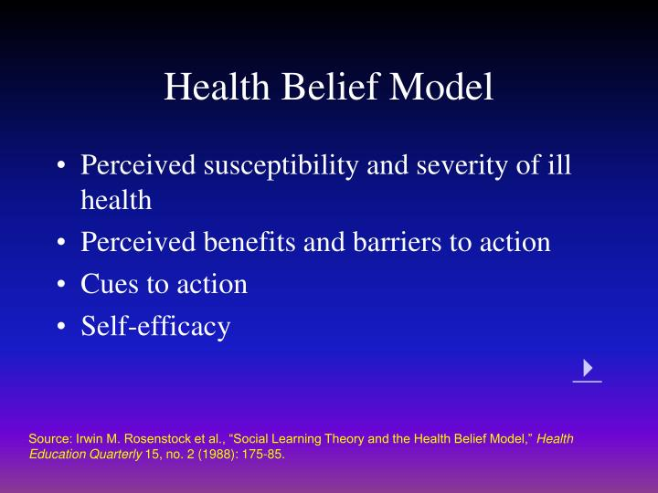 health education learning theories Theories used for patient teaching include the health belief model, self-efficacy theory, locus of control theory, cognitive dissonance theory, diffusion theory, stress and coping theory, and adult learning theory.