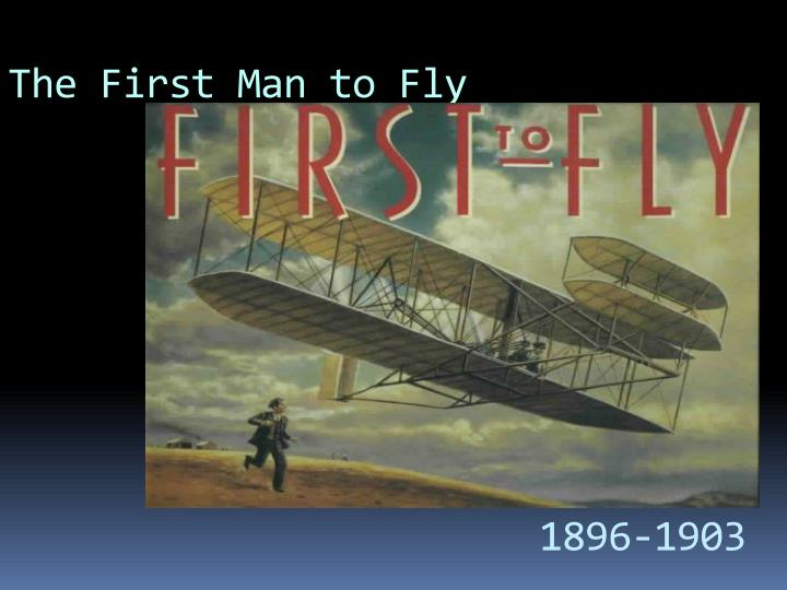 the first man to fly n.