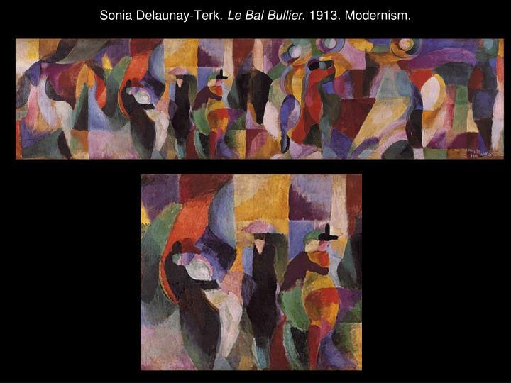 Sonia Delaunay-Terk.