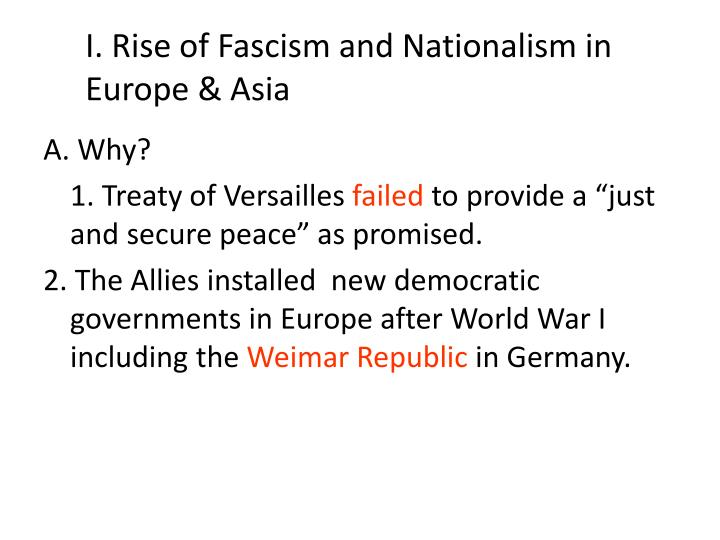 the rise of fascism in europe Read the full-text online edition of the rise of fascism in europe (1998.