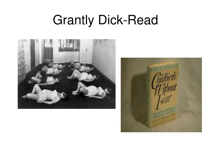 Grantly Dick-Read