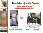 television family shows