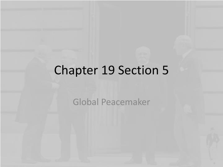 chapter 19 section 5 n.