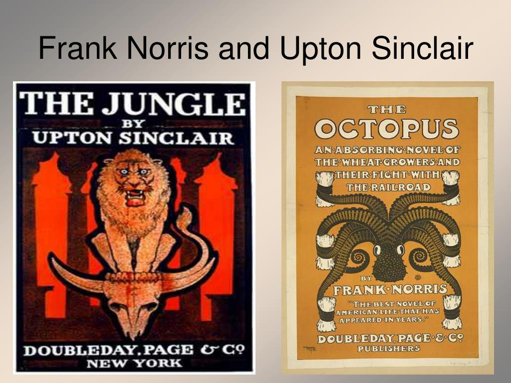 what did upton sinclair do