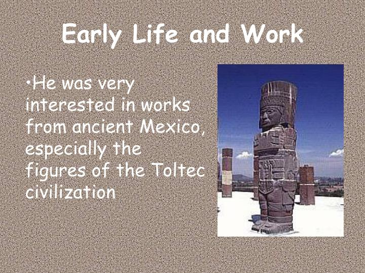 Early life and work1