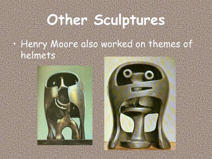 Other Sculptures