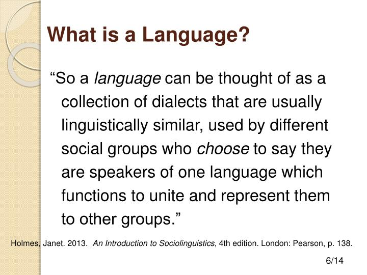 understanding language variation Understanding accents and dialects native language carried over into a second non-native language a dialectis a variation of a language spoken in a given geographical region 05_dialects_accents author: mark strait created date.