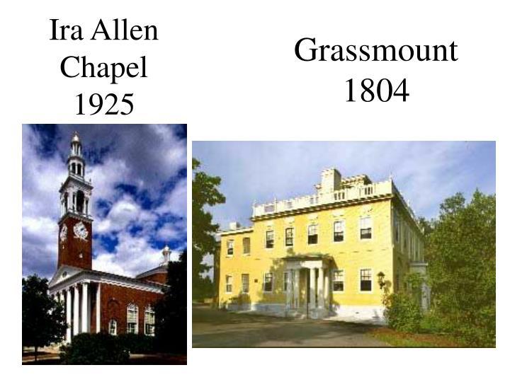 Grassmount 1804