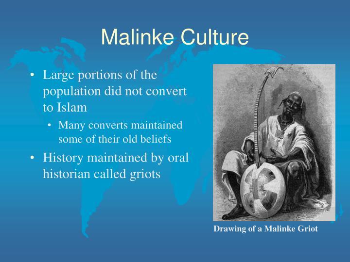 Malinke Culture