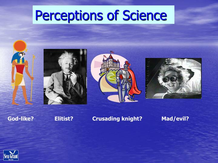 Perceptions of Science