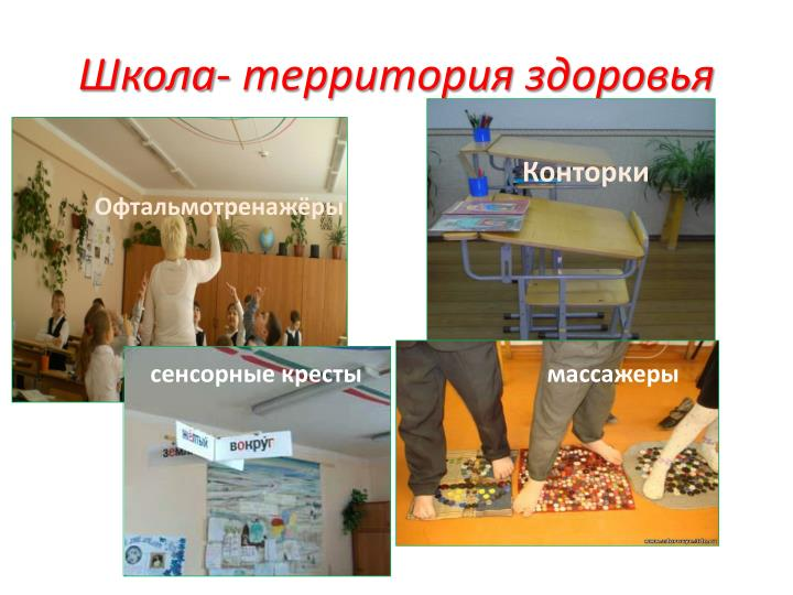 Школа- территория здоровья
