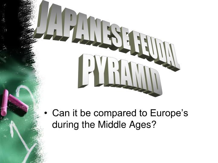 JAPANESE FEUDAL