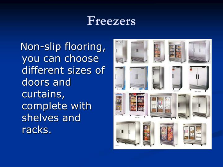 Non-slip flooring, you can choose different sizes of doors and