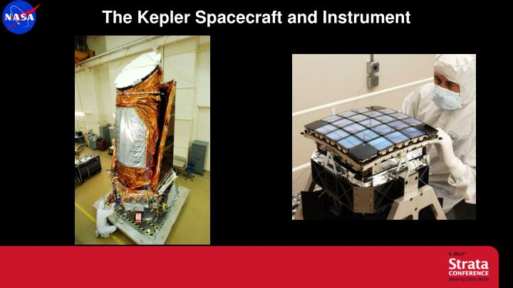The Kepler Spacecraft and Instrument