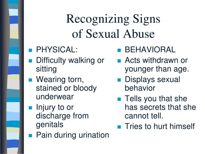 Recognizing Signs