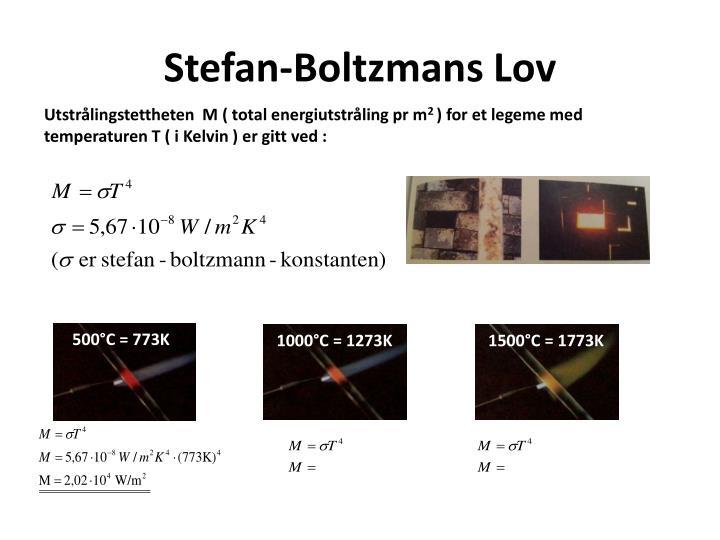 Stefan-