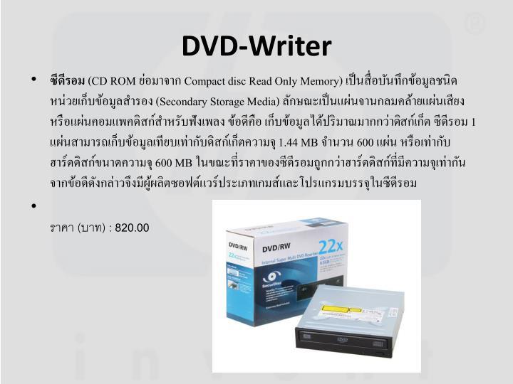 DVD-Writer