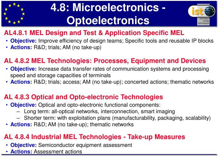 4.8: Microelectronics -