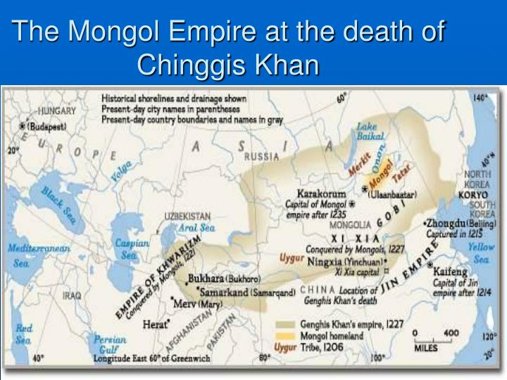 positive and negative effects of the mongol empire Unlike most editing & proofreading services, we edit for everything: grammar, spelling, punctuation, idea flow, sentence structure, & more get started now.