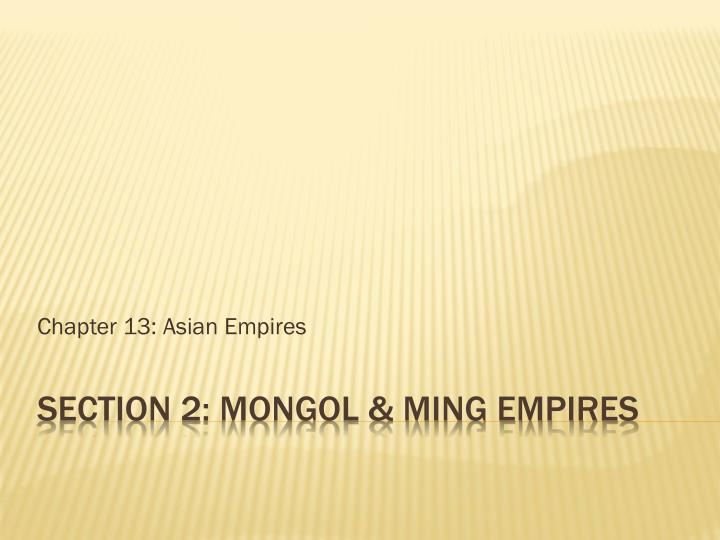 chapter 13 asian empires n.