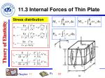 11 3 internal forces of thin plate2