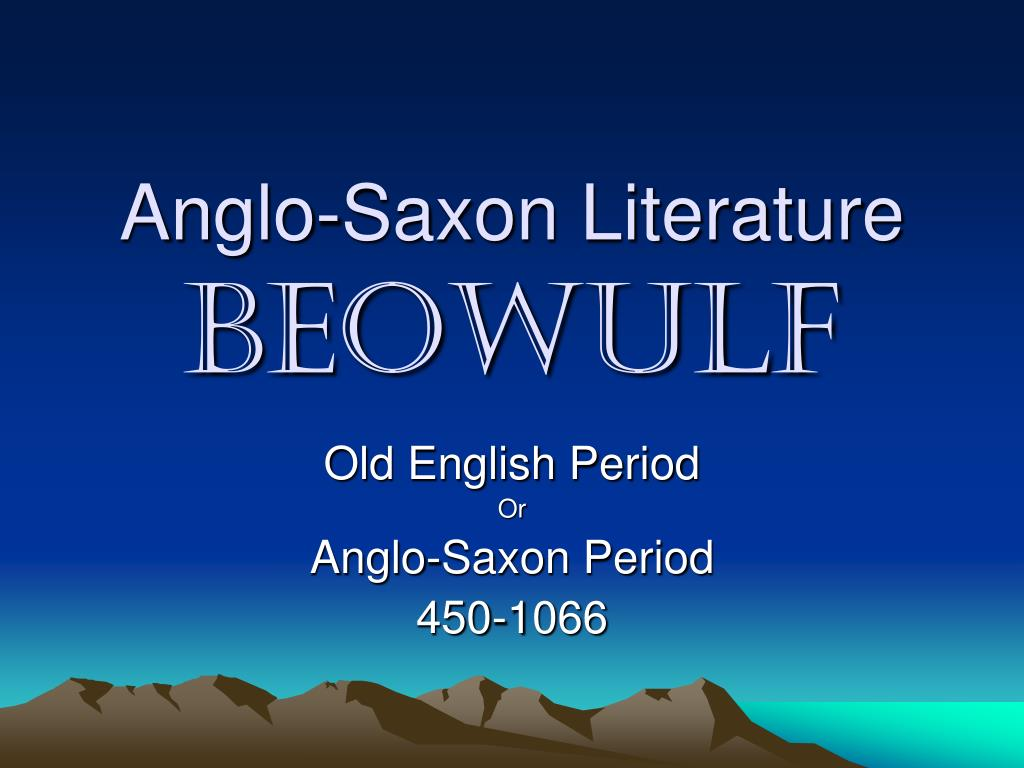 universal themes in beowulf
