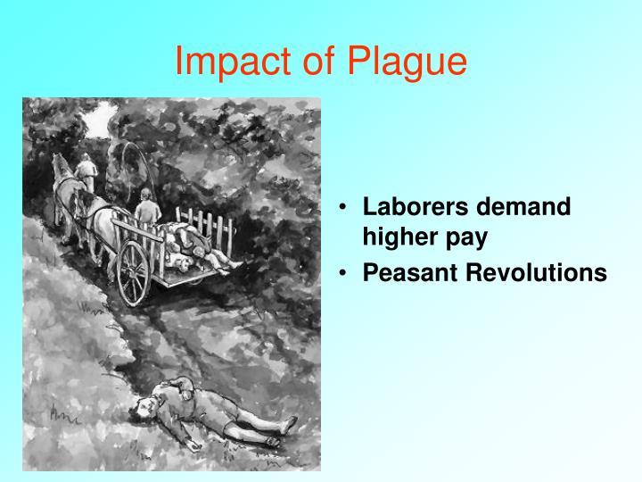 Impact of Plague