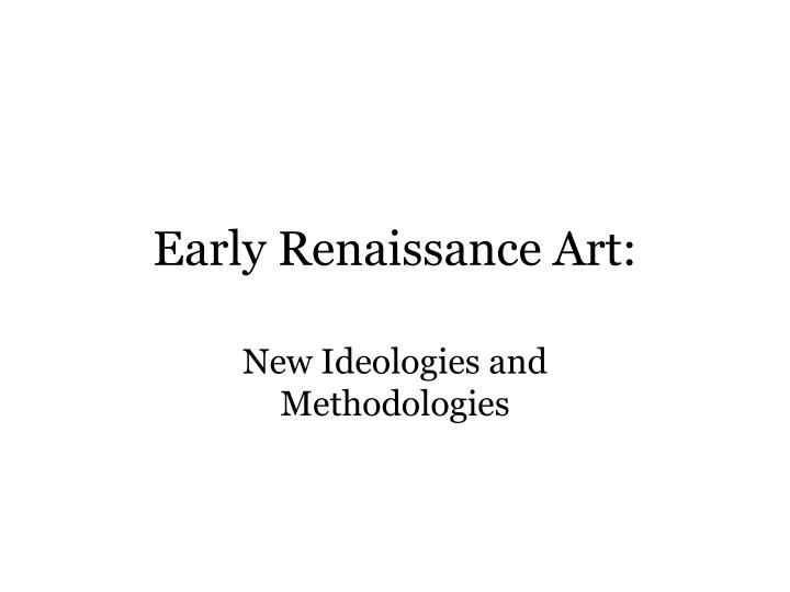 why did the renaissance start in italy Start your free trial the spirit of the renaissance did not surface again until the 15th century the term italian renaissance has not gone unchallenged.