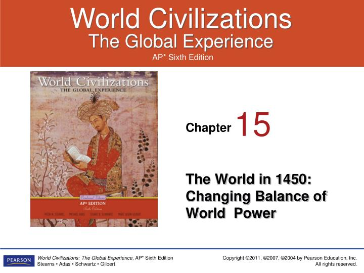 an analysis of the islamic western european and chinese civilizations