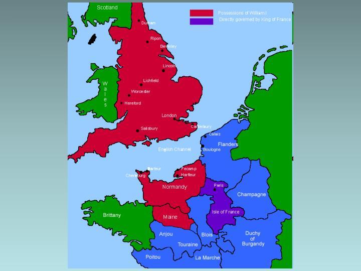 Kenmerk 17 het begin van staatsvorming en centralisatie les 2 staatvorming frankrijk