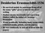 desiderius erasmus1466 15361