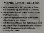 martin luther 1483 15461